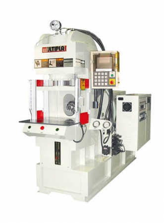 VC Series  Non-Tiebar Vertical Clamping Injection Molding Machine