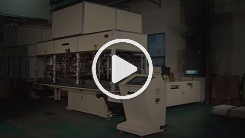 VH-S-160T-APC -- Injcetion Molding Machine For Golf Ball