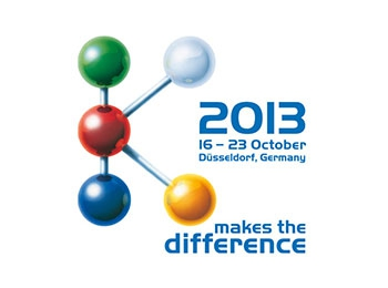 K 2013 INTERNATIONAL TRADE FAIR FOR PLASTICS AND RUBBER