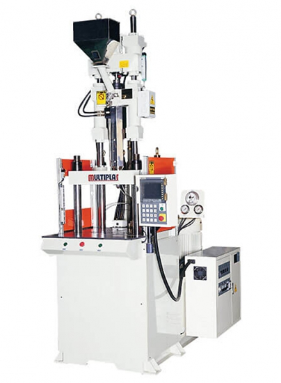 Fixed Bottom Platen-Vertical Clamping Injection Molding Machine