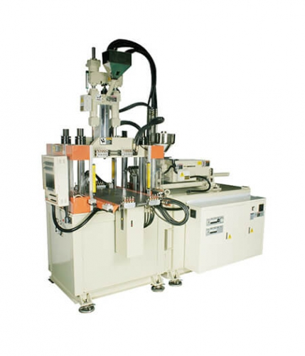 Multi-Color Vertical Injection Molding Machine